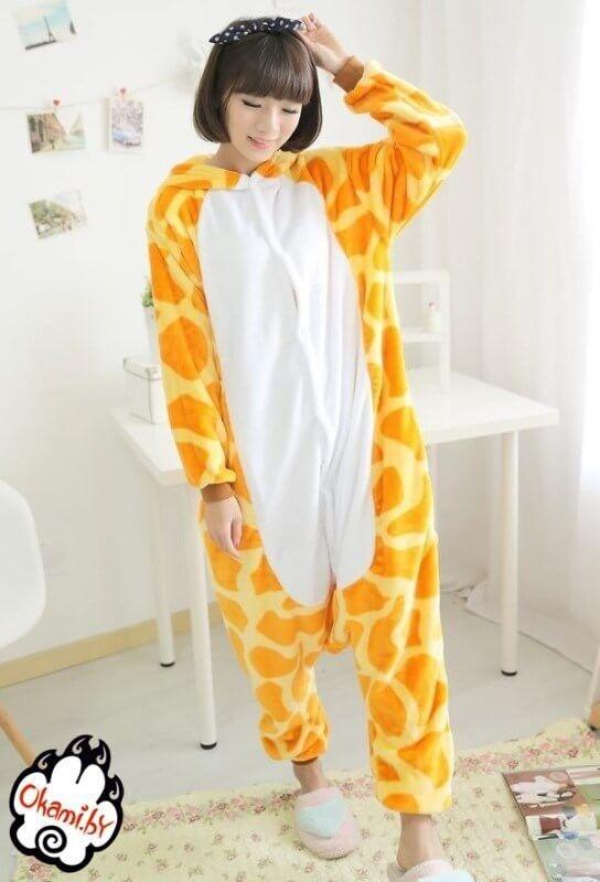 Подарок Taicang Soft Пижама кигуруми «Жираф» - фото 3