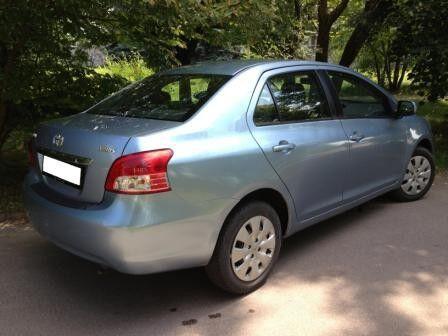 Прокат авто Toyota Yaris 2010 г.в. - фото 4