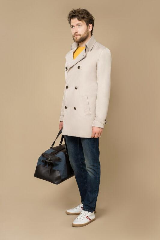 Верхняя одежда мужская Etelier Плащ мужской 2М-8346-1 - фото 1