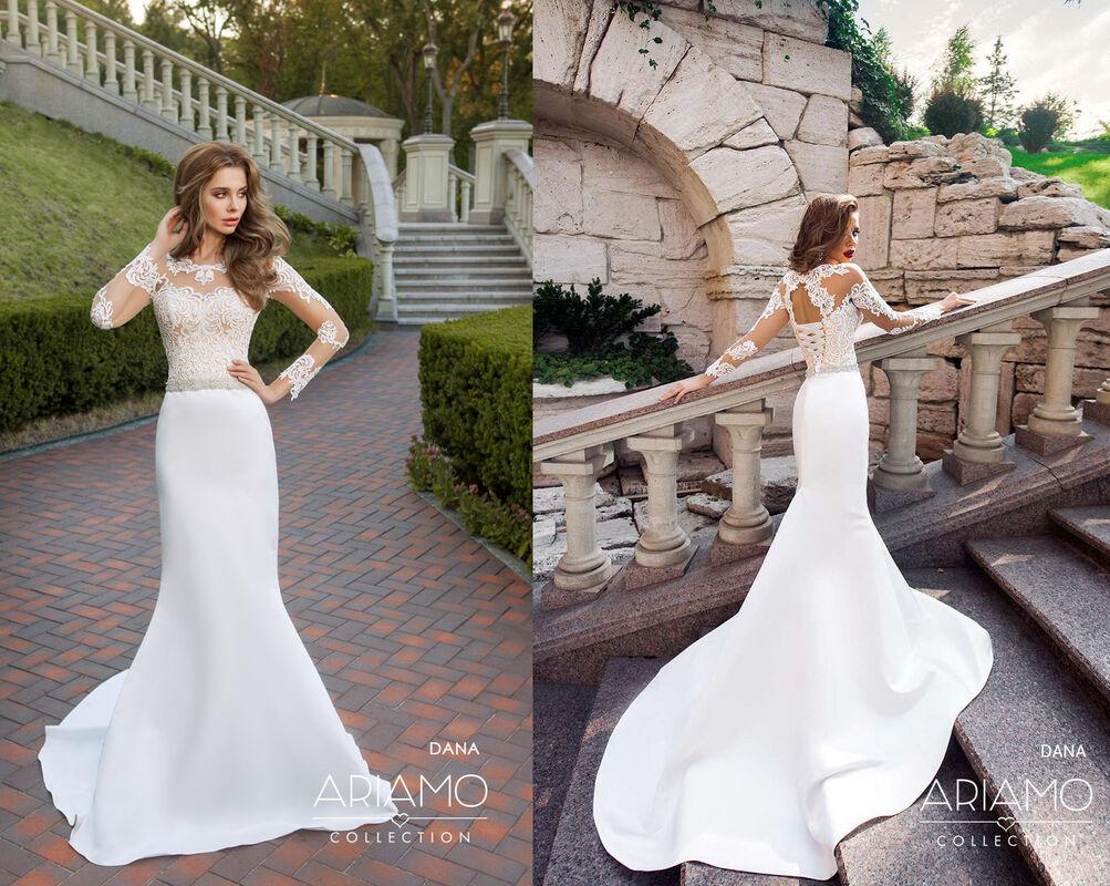 Свадебный салон Ariamo Bridal Свадебное платье Dana - фото 2