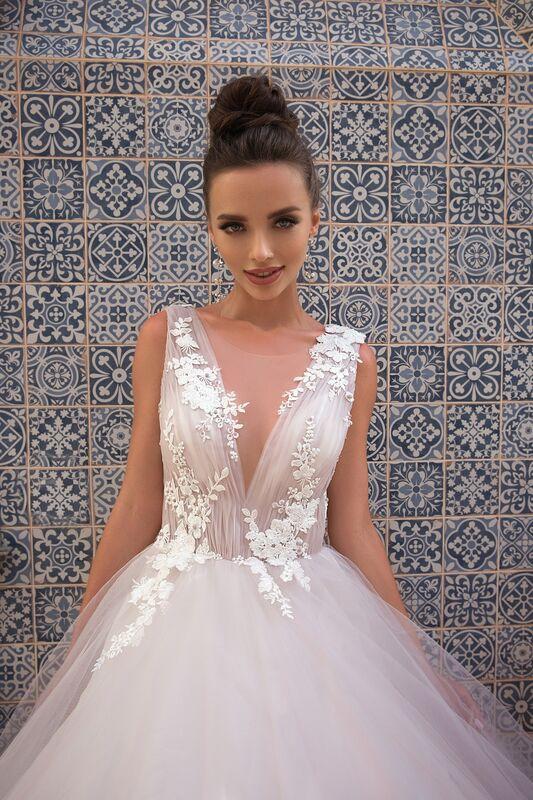 """Свадебное платье напрокат ALIZA свадебное платье """"Teodora"""" - фото 2"""