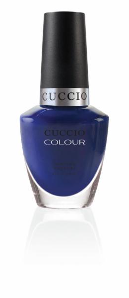 Декоративная косметика Cuccio Colour Коллекция Cinema Noir - лак Lauren BluCall - фото 1