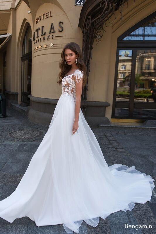 Свадебный салон Aivi Свадебное платье Bengamin (Love Repablic) - фото 4