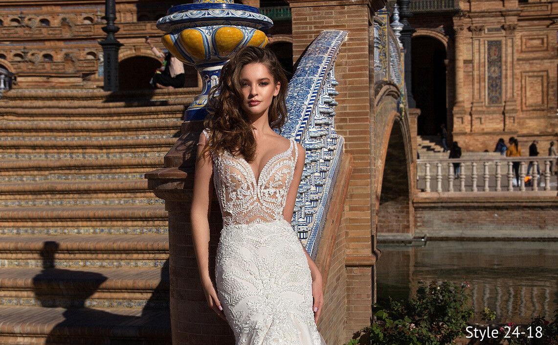 Свадебное платье напрокат Giovanna Alessandro Свадебное платье Ariela - фото 2