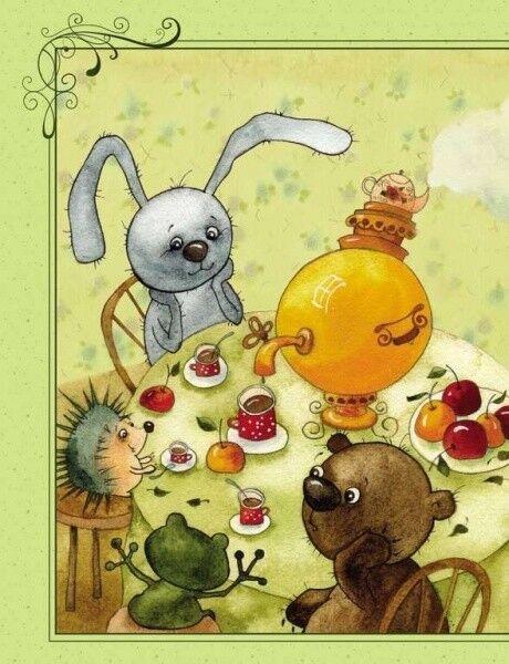 Книжный магазин Сергей Козлов Книга «Ёжикина радость» - фото 2