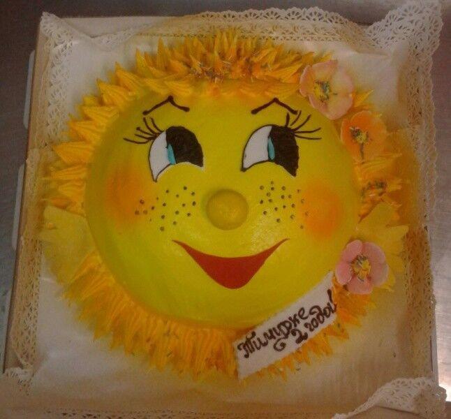 Торт КУП «Минскхлебпром» Торт «Творожно-радужный» Д-3-4-9 - фото 1