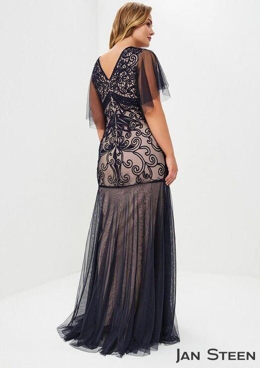 Вечернее платье Jan Steen Вечернее платье ca5697-187 - фото 3