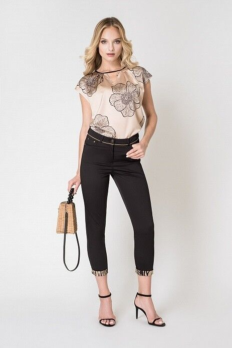 Кофта, блузка, футболка женская Elema Блузка женская 2К-8734-1 - фото 1