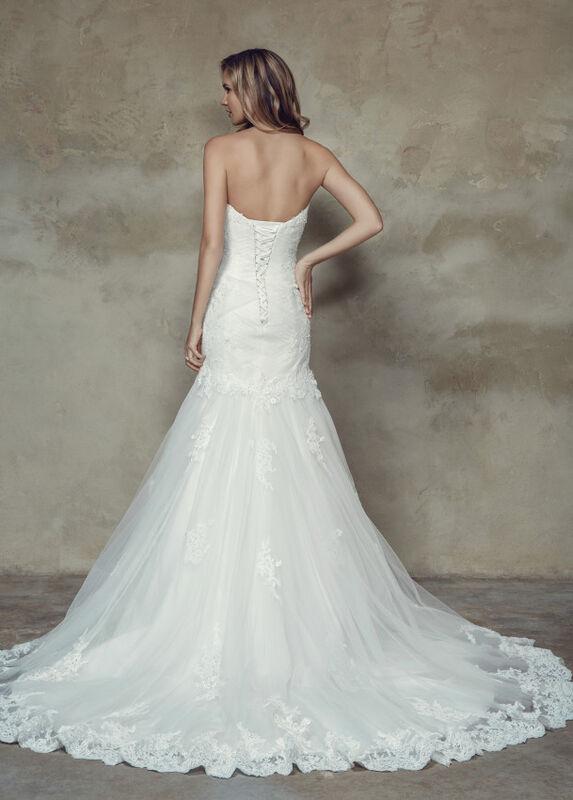 Свадебное платье напрокат Mia Solano Платье свадебное «Brianna» - фото 2
