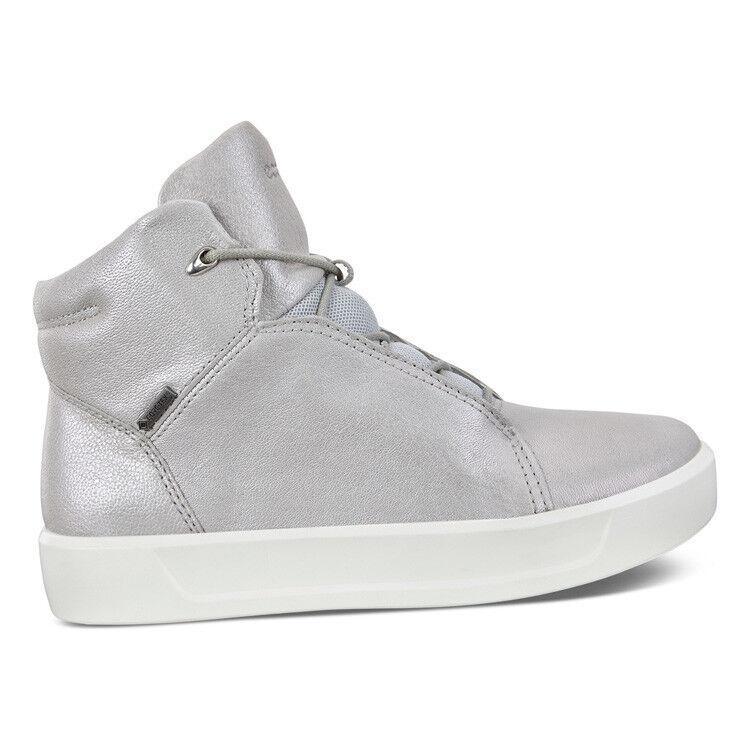 Обувь детская ECCO Кеды высокие S8 781103/01379 - фото 3