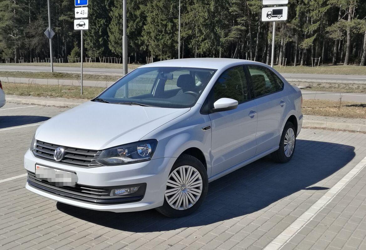 Прокат авто Volkswagen Polo АТ - фото 1
