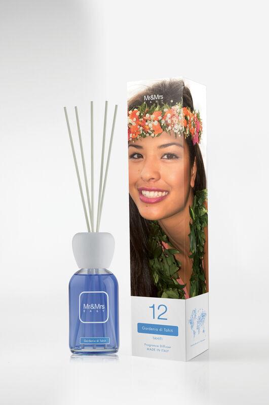 Подарок на Новый год Mr & Mrs Fragrance Аромадиффузор с палочками «Easy», 250 мл - фото 9