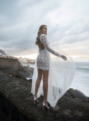 Свадебный салон Blammo-Biamo Платье свадебное Dream Ocean Rona - фото 3