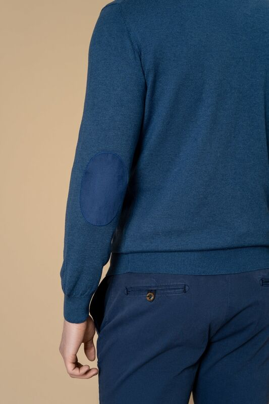 Кофта, рубашка, футболка мужская Etelier Джемпер мужской  tony montana T2001 - фото 6