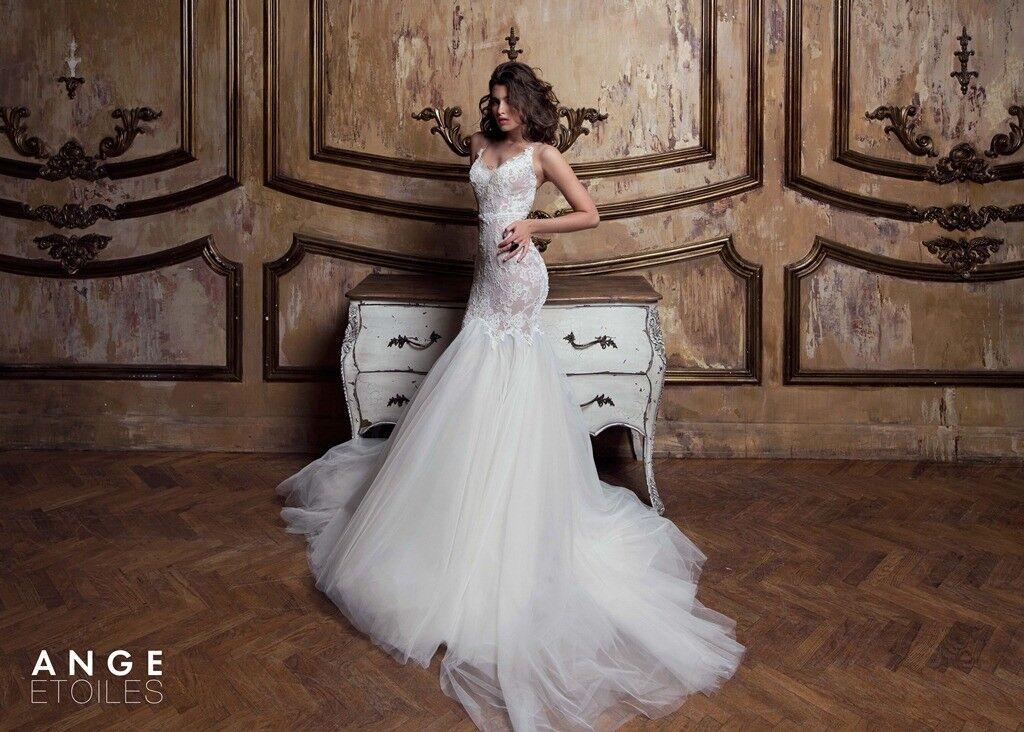 Свадебное платье напрокат Ange Etoiles Платье свадебное Charm 2017 Oriann - фото 1