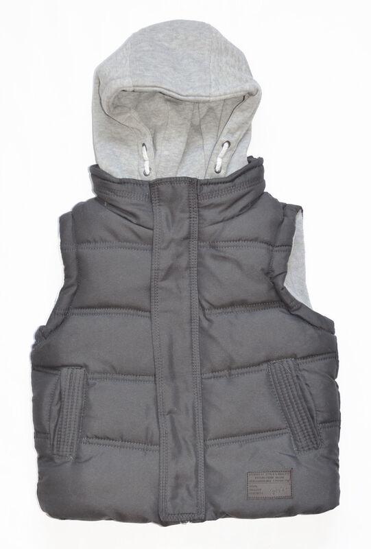 Верхняя одежда детская Rebel Жилет детский М3473 - фото 1