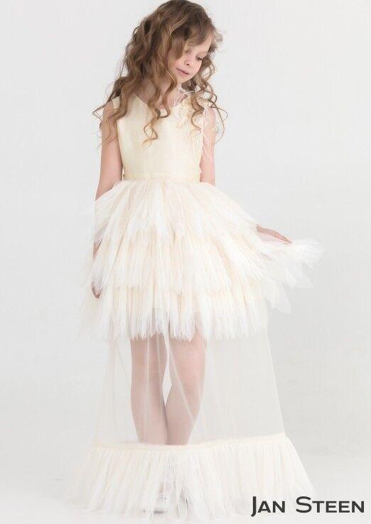Вечернее платье Jan Steen Детское нарядное платье awb1838 - фото 1