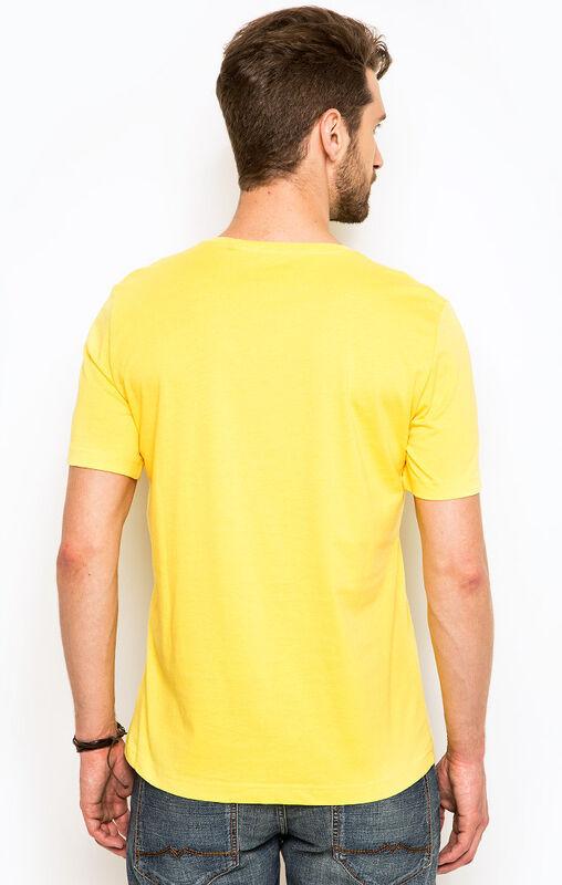 Кофта, рубашка, футболка мужская MUSTANG Футболка 8944 1603 930 - фото 2