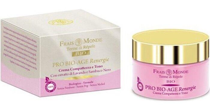 Уход за лицом Frais Monde Антивозрастной регенерирующий крем для лица серии PRO BIO AGE Pro Bio Age Renergie Cream 50 мл - фото 1