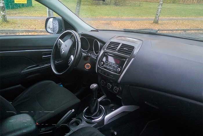 Прокат авто Mitsubishi ASX 2012 - фото 4