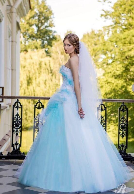 Свадебный салон Robe Blanche Платье свадебное Roberta - фото 2