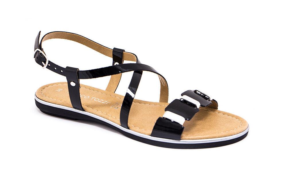 Обувь женская Marco Tozzi Босоножки женские 2-28141-28-018 - фото 1