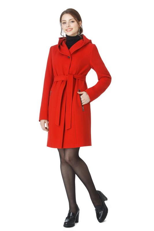 Верхняя одежда женская Elema Пальто женское демисезонное Т-7293 - фото 1