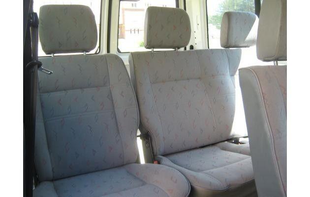 Аренда авто Volkswagen Transporter T4 2003 г.в. - фото 5