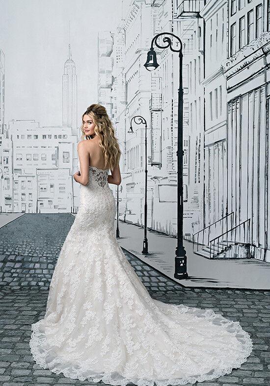 Свадебное платье напрокат Justin Aleksander Свадебное платье 8884 - фото 2
