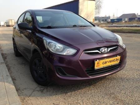 Прокат авто Hyundai Accent 2012 г. - фото 4