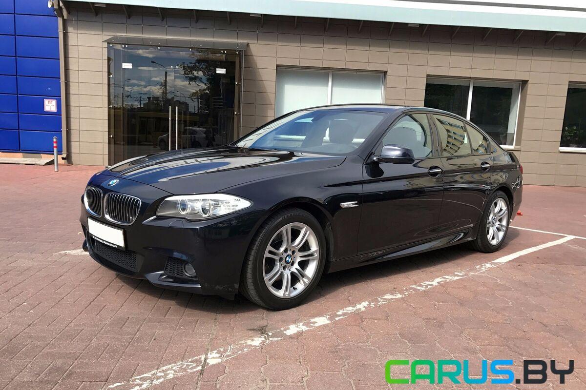 Прокат авто BMW 525 F10 M-Sport - фото 1