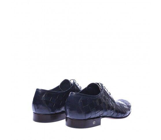 Обувь мужская Baldinini Полуботинки мужские 597361VINT10 - фото 3