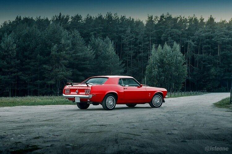 Прокат авто Ford Mustang 1969-70 г. - фото 3