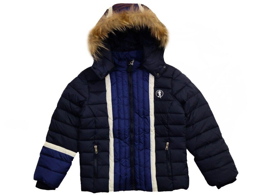 Верхняя одежда детская Bikkembergs Куртка для мальчика D JM CS56 5059 0754 - фото 1