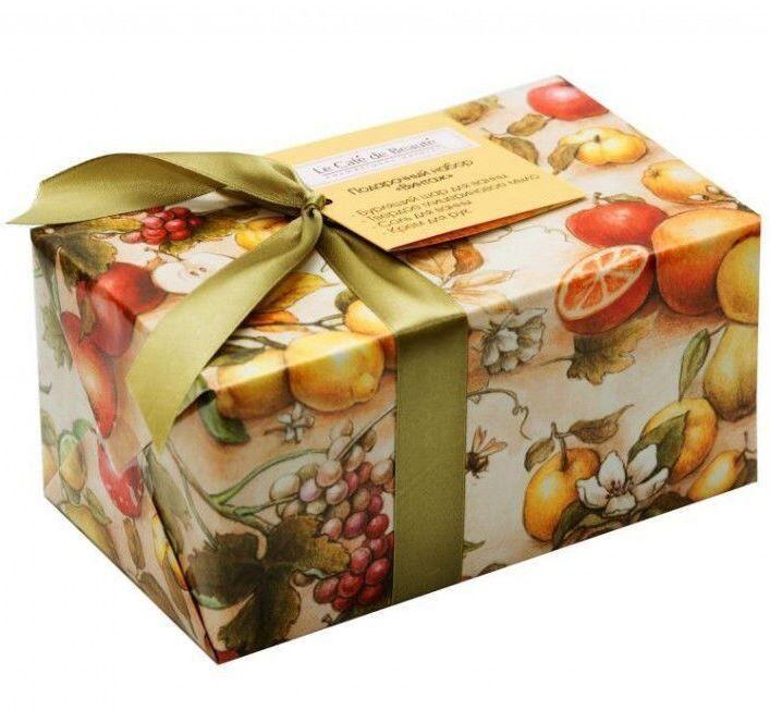 Подарок на Новый год Кафе Красоты Подарочный набор «Винтаж», 590 гр - фото 1