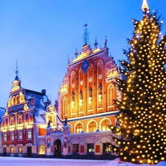 Туристическое агентство Респектор трэвел Экскурсионный автобусный тур «Новый год 2020 в Латвии» - фото 1