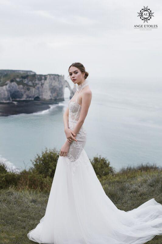 Свадебный салон Ange Etoiles Свадебное платье AEriality Collection Bett - фото 1