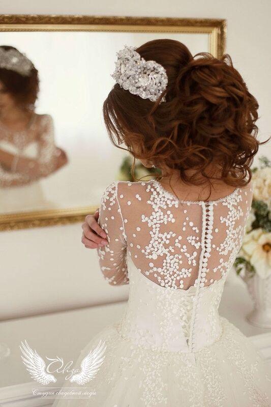 Свадебное платье напрокат ALIZA Свадебное платье «Konfetti» - фото 4
