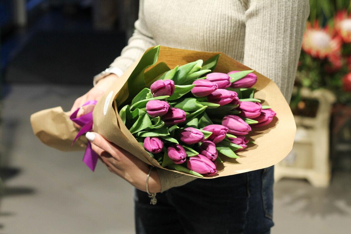 Магазин цветов Cvetok.by Букет «Марсель» - фото 2