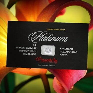 Магазин подарочных сертификатов Шевелюра Подарочный набор «Beauty Platinum» - фото 1