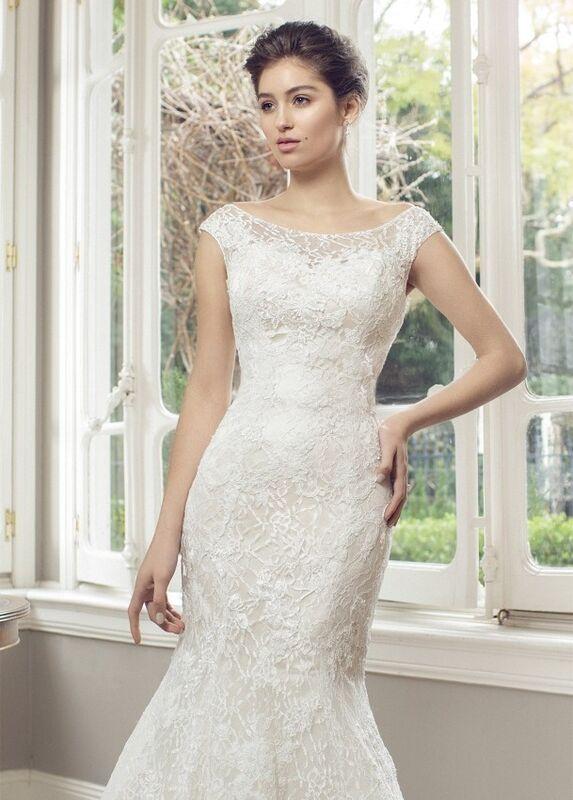 Свадебное платье напрокат Mia Solano Платье свадебное «Alyce» - фото 3