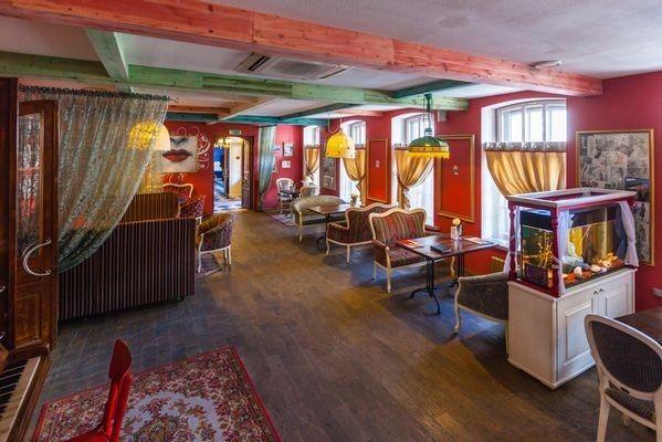 Банкетный зал Чехов Красный зал - фото 2
