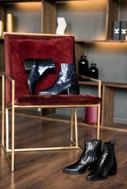 Обувь женская Baldinini Ботинки женские 6 - фото 1