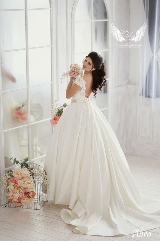 Свадебный салон ALIZA Платье свадебное «Alira» Ameli Benya - фото 1