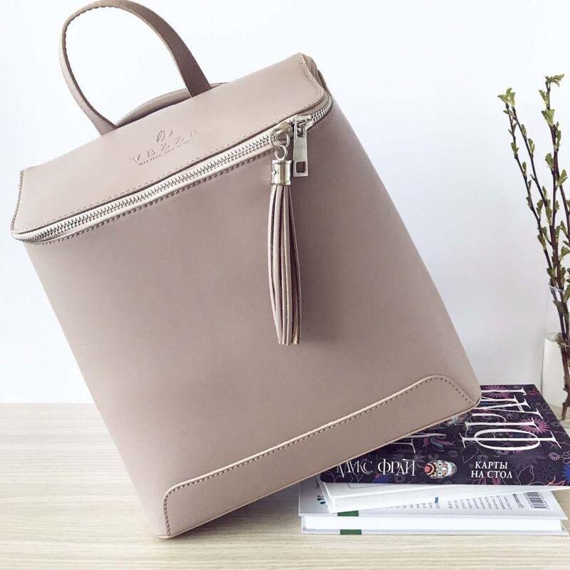 db1bfad799ee Купить Кожаный рюкзак С00164 Vezze в Минске – цены продавцов