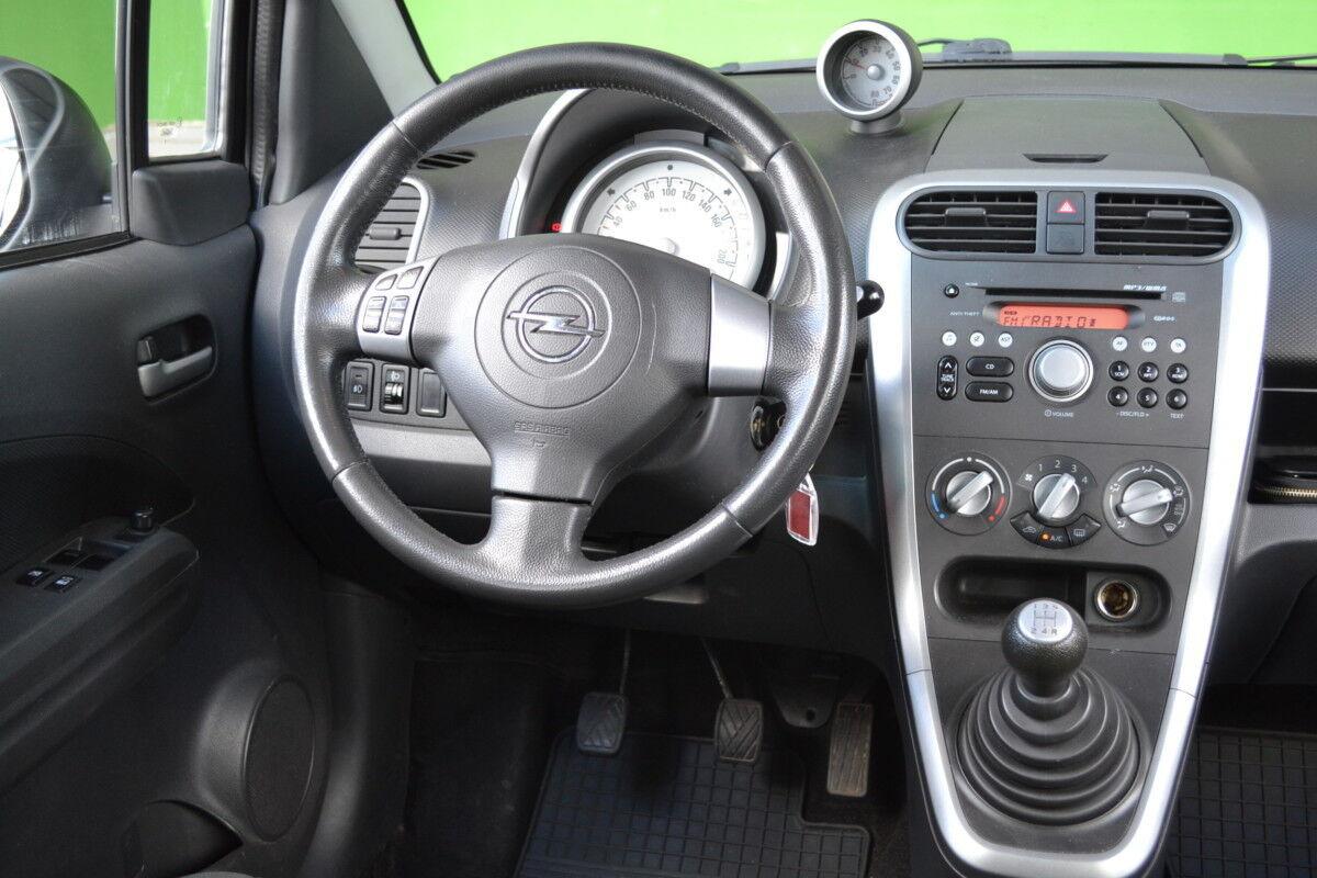 Аренда авто Opel Agila 2010 - фото 9