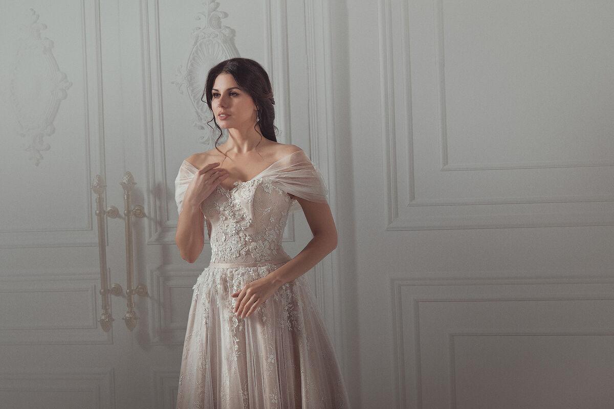 Свадебное платье напрокат Артемида Платье свадебное Consuelo - фото 4