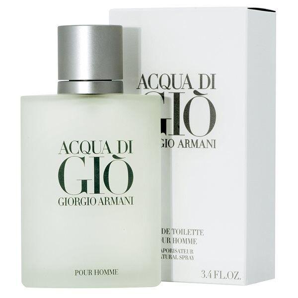Парфюмерия Giorgio Armani Туалетная вода Acqua di Gio Men, 30 мл - фото 1