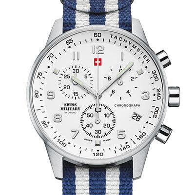 Часы Swiss Military by Chrono Наручные часы SM34012.15 - фото 1