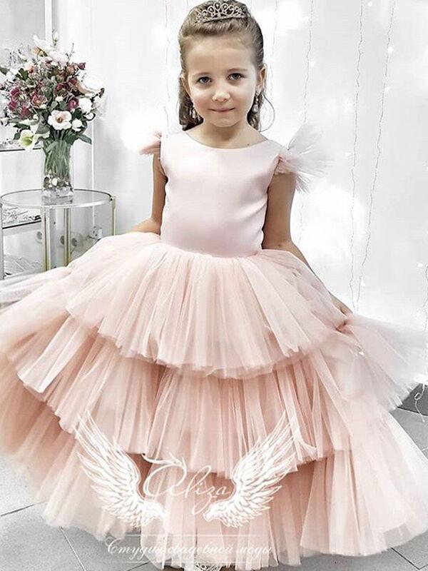 """Платье детское ALIZA детское платье """"Avrora"""" - фото 2"""